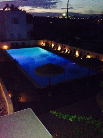 أليكساندرا هوتل: Pool