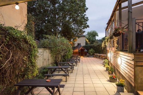 Railway Telegraph: Garden