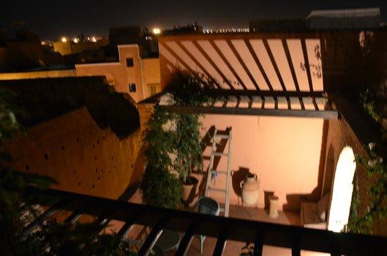 Riad Marelia: Cour intérieure du RIad