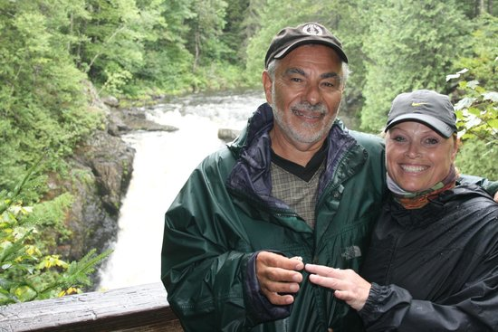 Twin Maple Outdoors: Moxie Falls