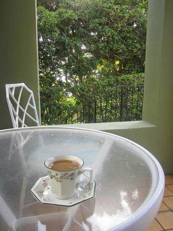إدجهيل مانور جيست هاوس: Porch