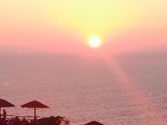 أليكساندرا هوتل: Oia sunset