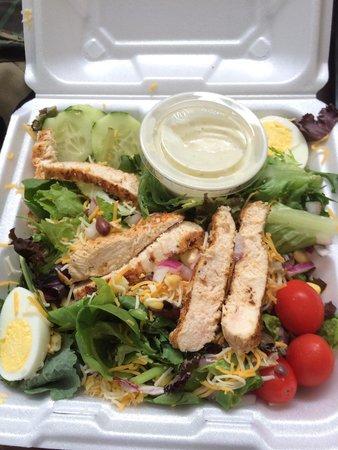 Frescos: Southwest salad