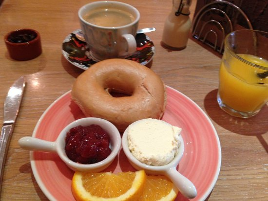 Bagels & Beans: Fantastic breakfast