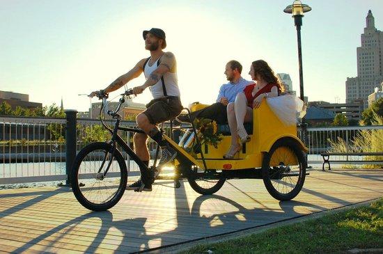 Sol Chariots Pedicab Cooperative