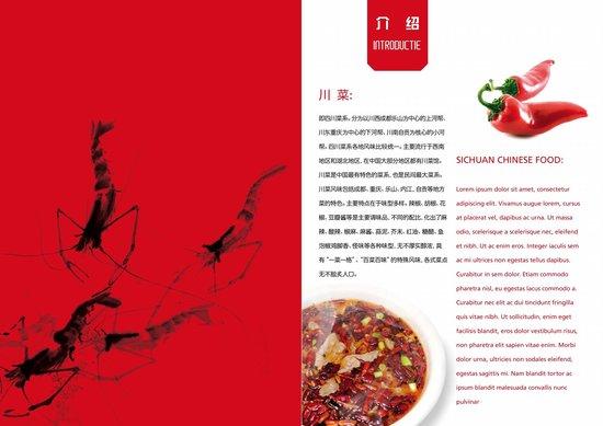 Super House: Beschrijving Sichuan eten