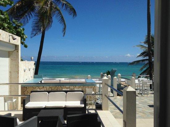 Atlantic Beach Hotel: Hotel Lobby