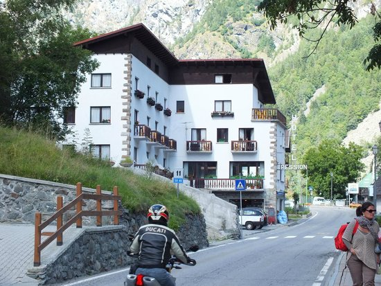 Hotel Pession