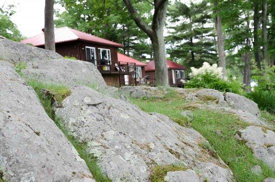 فياميدي ريزورت: Lakeside Cottages