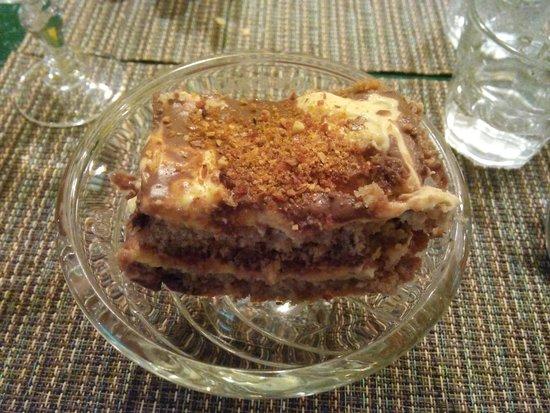U Casanu: Cheesecake alle castagne