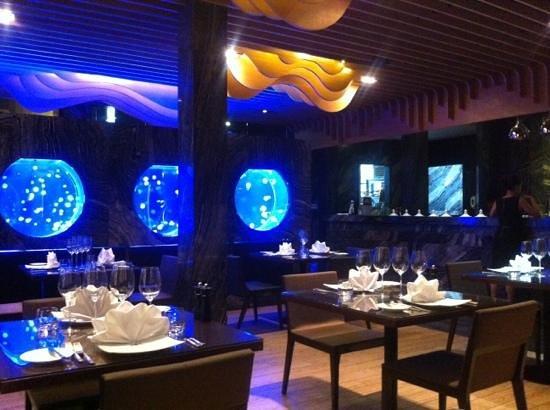 Ruffino Restaurant & Lounge: restaurant interiors