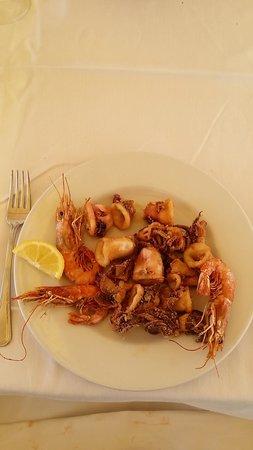 RistorArt Miramare (Nuova Gestione): frittura mista