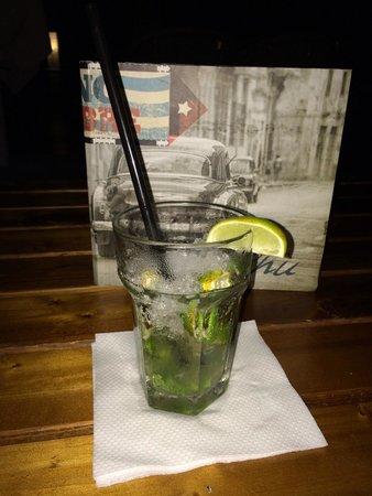Cuba Libre Beach & Bar: Mojito