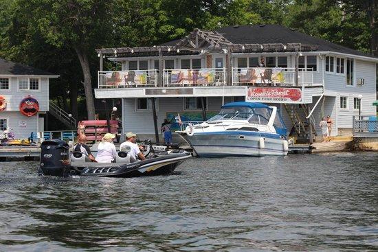 فياميدي ريزورت: The Boathouse Restaurant