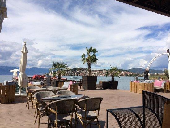 Cuba Libre Beach & Bar: The View