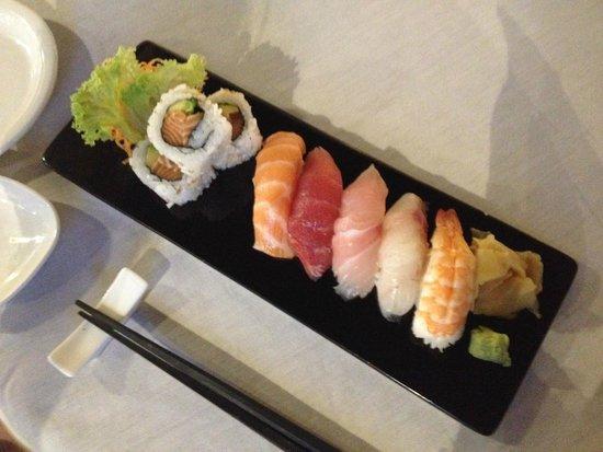 Tenuta la Cascinetta: Sushi