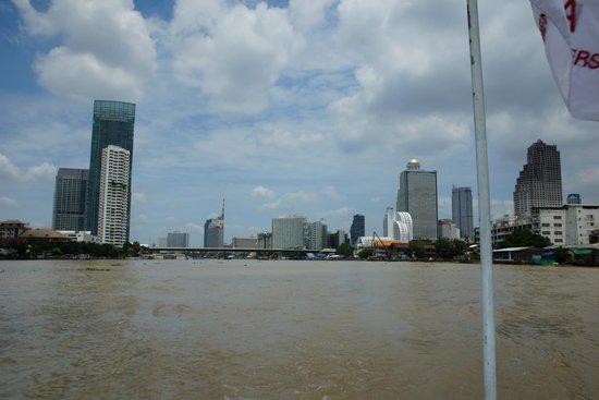 Ramada Plaza by Wyndham Bangkok Menam Riverside: riverside