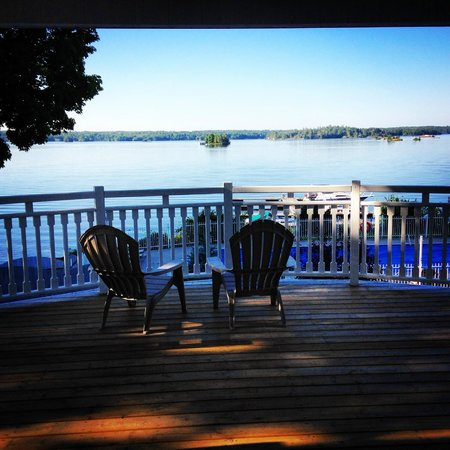 فياميدي ريزورت: Viamede Resort - Lakefront Views