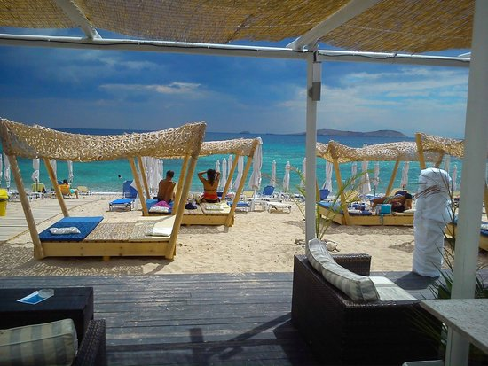 Marley Beach Lounge Bar: Marley Beach Lounge Bar 2014