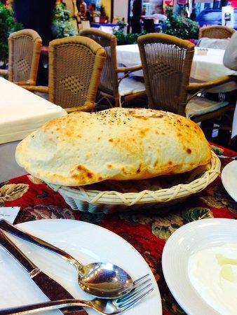 ANTAKYA Restaurant: The bread before meal
