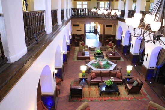 Hotel Andaluz: main lobby