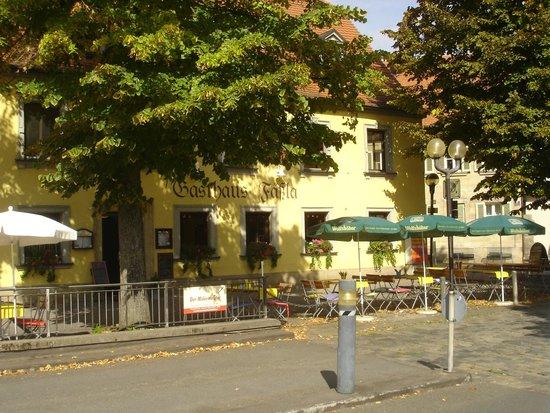 Gasthaus Fäßla: Das 'Fäßla'