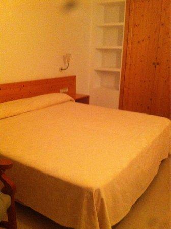 Las Dunas: Habitacion con cama extragrande