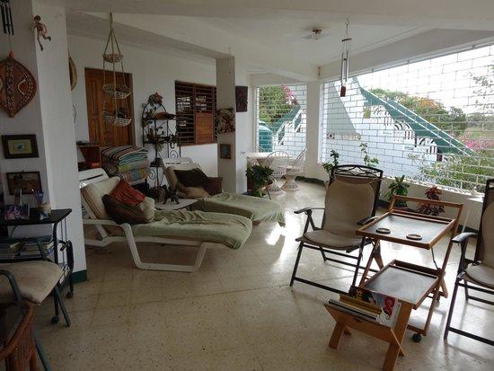 """""""Nuestra Casa"""" Guesthouse : Ein Ort zum gemütlichen Entspannen."""
