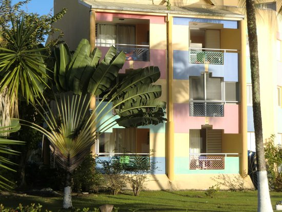 Hotel-Residence Canella Beach: Les chambres avec vue sur la plage et l'ouest