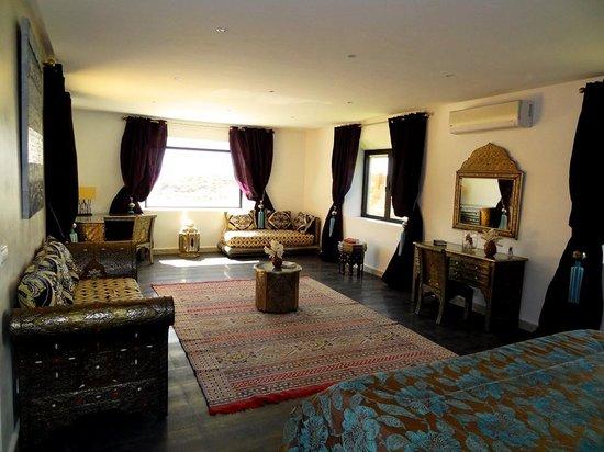Kasbah Mansour: Suite Sultan - Kasbah Mansour