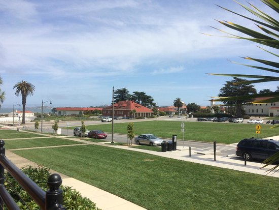 Outside Picture Of Walt Disney Family Museum San Francisco