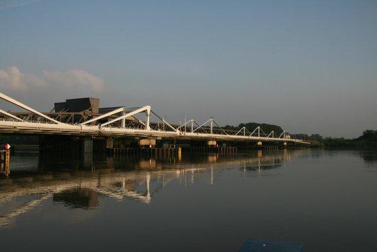 B&B De Brug: the bridges