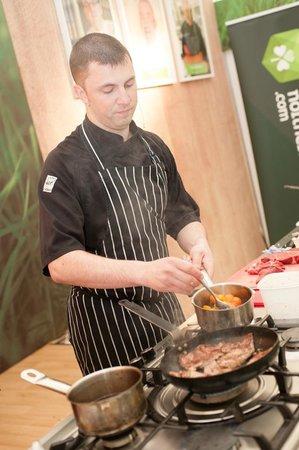 Molly Brown's Kitchen & Bar: Head Chef - Stuart
