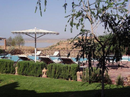 Kasbah Mansour: La piscine - Kasbah Mansour