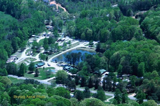 Cafe Cancun: Leisure Acres Campground