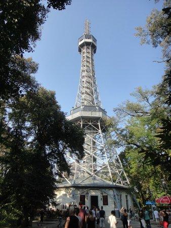 Hotel Savoy: Эйфелева башня