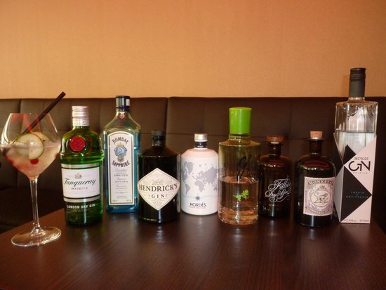 Mimosa: Ons assortiment gins