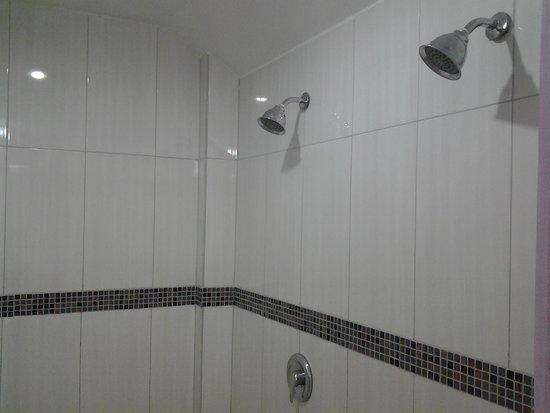 بياركو فيلدج سويتس: shower room