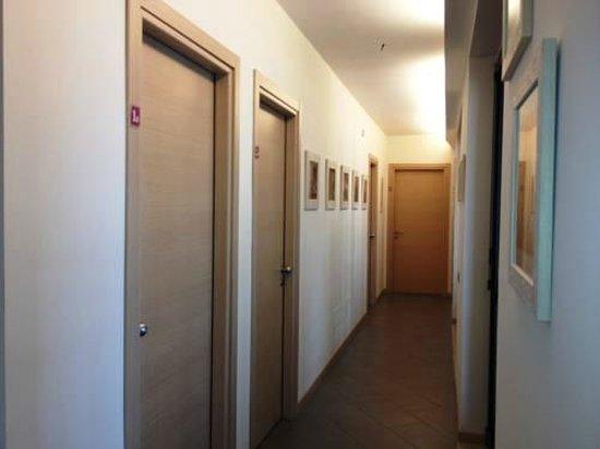 Al 9 Exclusive Rooms: ingresso stanze