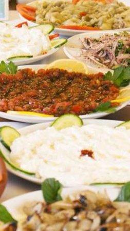 Buhara Ocakbasi Restaurant: They look great!