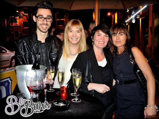 Bo Bars: drinks aux bobars
