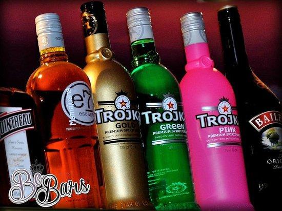 Bo Bars: Drinks