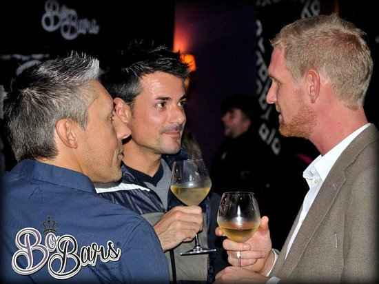 Bo Bars: Drink aux bobars