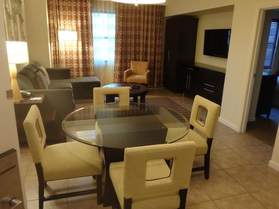 Second Suite To A Two Bedroom Picture Of The Grandview At Las Adorable Las Vegas Hotels Suites 2 Bedroom