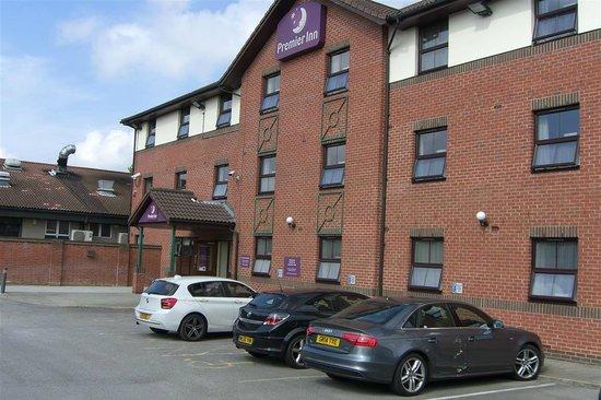 Premier Inn Nottingham Castle Marina : Premier Inn