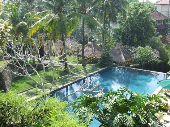 Pertiwi Resort & Spa: piscine dans le parc
