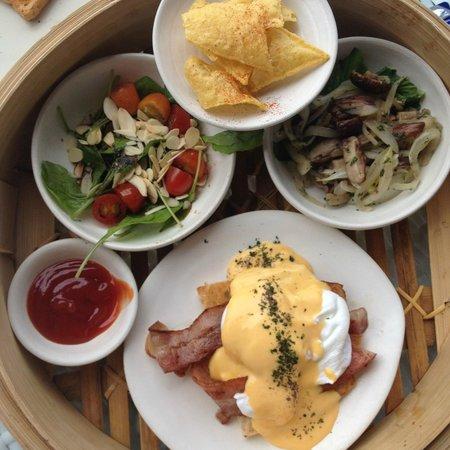فوتو هوتل: Breakfast