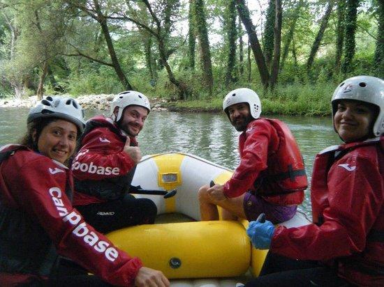 Centro Rafting di Campobase: foto