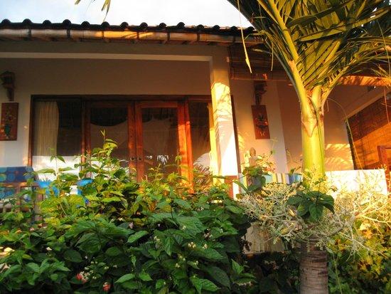 Bedulu Resort: bungalov No.1