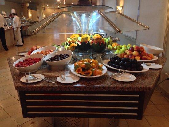 كورال سي ريزورت: Loads of choice of fruit